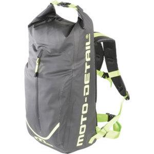 "Moto-Detail ""Drypack"" Rucksack        Neon"
