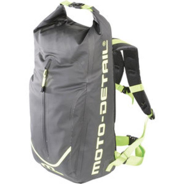 moto detail drypack rucksack neon von louis ansehen. Black Bedroom Furniture Sets. Home Design Ideas