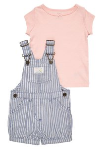 Carter´s SET TShirt print blue