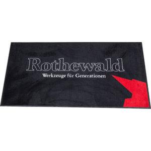 Rothewald Werkstatt-Teppich        Maße: 103x210cm