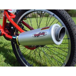Turbospoke Fahrradauspuff mit Sound