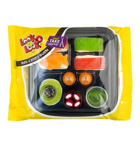Look-o-Look        Mini Candy Sushi, 100g