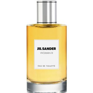 Jil Sander The Essentials Woman III, Eau de Toilette, 50 ml