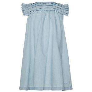 Sommerkleidchen in Jeans-Optik