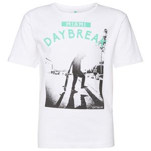 T-Shirt mit coolem Motiv