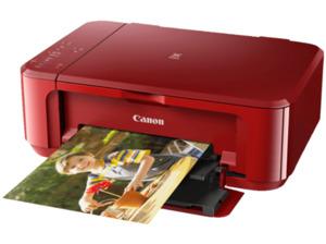 Canon PIXMA MG3650 Tintenstrahl 3-in-1 Tinten-Multifunktionsgerät WLAN Netzwerkfähig
