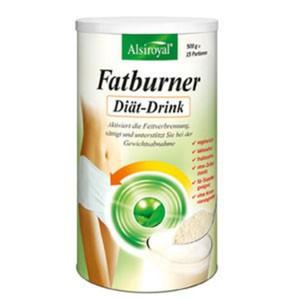 Alsiroyal - Fatburner Diät-Drink 500g