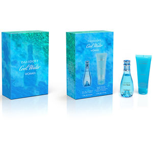 Davidoff Cool Water Woman, Duftset