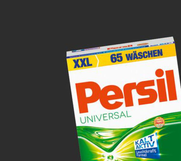 strichcode persil color pulver