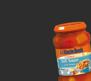 Uncle Ben's Fix Saucen