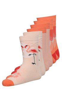 camano 6 PACK Socken dusty coral
