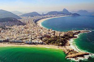 Brasilien/Copacabana                                             Hotel Atlantic Rio Copacabana