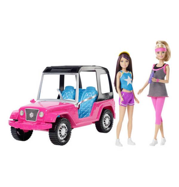 barbie barbie schwester auto von galeria kaufhof ansehen. Black Bedroom Furniture Sets. Home Design Ideas