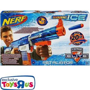 NERF - N-Strike Elite Retaliator Sonic Ice