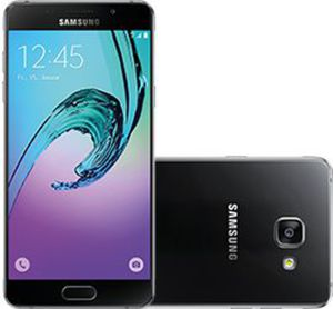 Samsung Galaxy A5 (2016) (Schwarz)