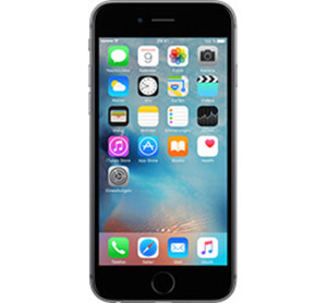 Apple iPhone 6s 16 GB Space Grau NEUWERTIG