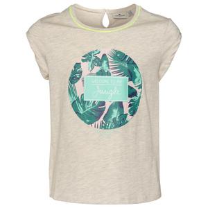 süßes T-Shirt mit Dschungel-Motiv