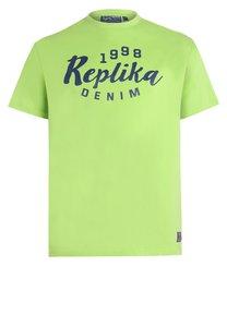 Replika TShirt print grün