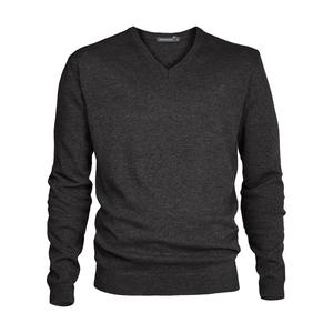 Pullover V-Ausschnitt mit Cashmere