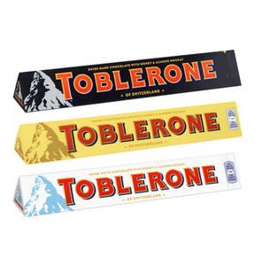 Toblerone             Toblerone Tricolore, 3 verschiedene Riegel á 100g