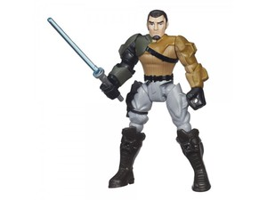 Star Wars Hero Mashers Figur B3661 Rebels Kanan J.