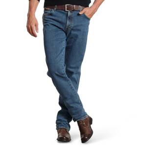 "Wrangler        Jeans ""Texas"", gerader Schnitt, Stretch-Anteil, Farbe: blue used"