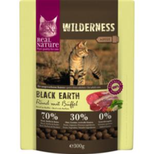 REAL NATURE WILDERNESS Black Earth Adult Rind, Büffel & Geflügel