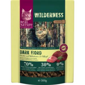 REAL NATURE WILDERNESS  Dark Fjord Adult Rentier mit Wildschwein & Geflügel