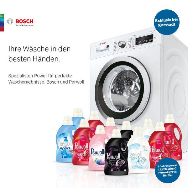 bosch waw 32541 waschmaschine a von karstadt ansehen. Black Bedroom Furniture Sets. Home Design Ideas