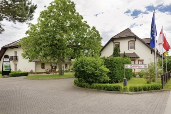 Ferien Hotel Spreewald  Sterne