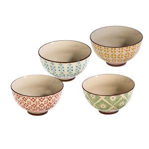 Keramik-Schalen-Set 4-tlg-