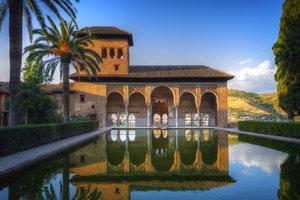 Andalusien Standort-Rundreise