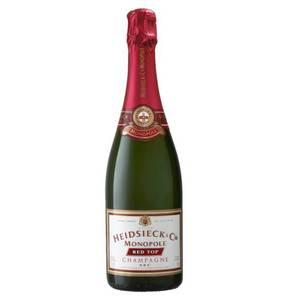 MONOPOLE HEIDSIECK & CO             Champagner Red Top, 0,75l