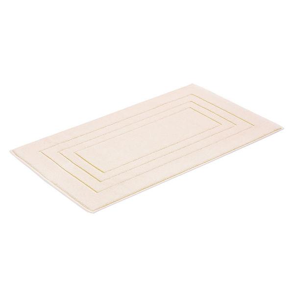 badeteppich vossen como ivory 50 x 80 cm badteppich rund