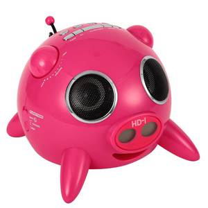 Little Piggy Stereo USB/MP3