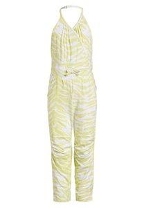 Claesen's Jumpsuit yellow/white