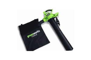 Greenworks Akku Laubsauger/Bläser 40 V