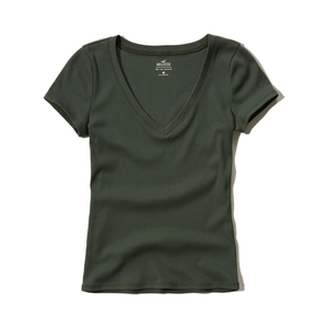 Geripptes Baby-T-Shirt