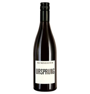 Ursprung Cuvée Qualitätswein rot 2014, 0,75l