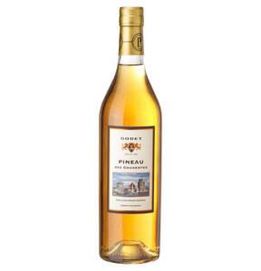 Godet Pineau des Charentes blanc Likörwein, 0,75l