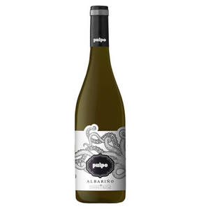 Pulpo Albarino DO weiß 2015, 0,75l