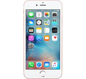 Apple iPhone 6s 128 GB Roségold