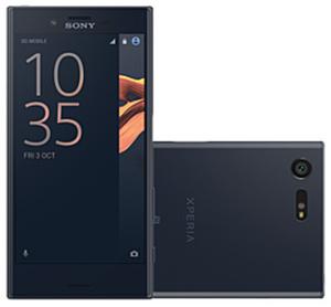 Sony Xperia XCompact (Nacht-Schwarz)