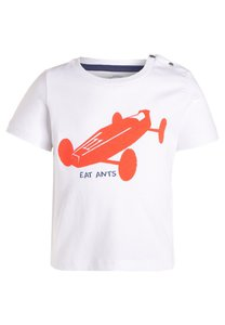 Eat ants by Sanetta TShirt print white