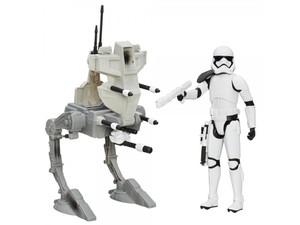 Star Wars ultimate Figur B3919 E7 Sturm-Läufer und