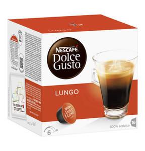 Dolce Gusto             Nescafe` Dolce Gusto Caffè Lungo 16 Kapseln 112g