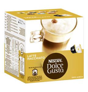 Dolce Gusto             Nescafe` Dolce Gusto Latte Macchiato 8 + 8 Kapseln