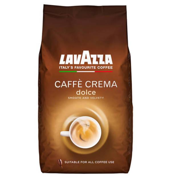 Lavazza             Caffè Crema Dolce ganze Bohnen 1000 g
