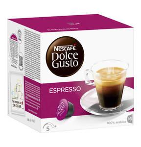 Dolce Gusto             Nescafe` Dolce Gusto Espresso 16 Kapseln 96g