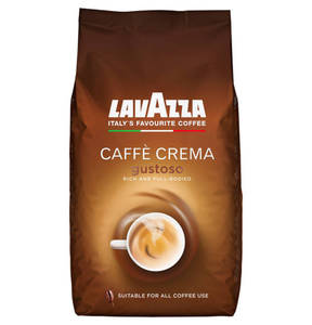 Lavazza             Caffè Crema Gustoso ganze Bohnen 1000 g